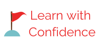 Learn with Confidence Logo